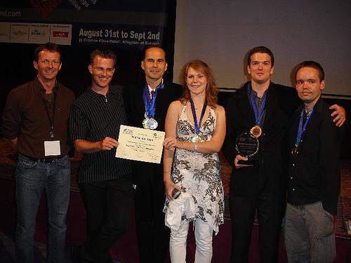 WMC 07 Deutsches Teilnehmer