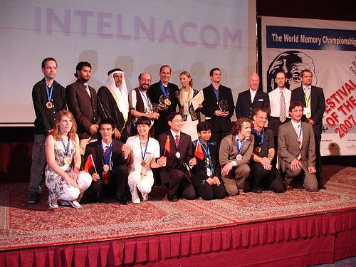 WMC 07 Gruppenbild
